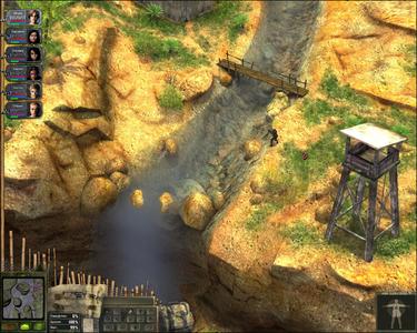 Videogioco Hired Guns: The Jagged Edge Personal Computer 5