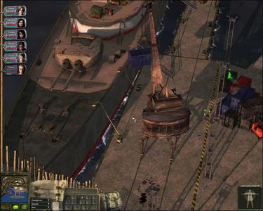 Videogioco Hired Guns: The Jagged Edge Personal Computer 7