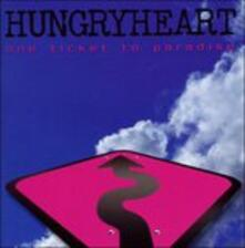 One Ticket to Paradise - CD Audio di Hungryheart