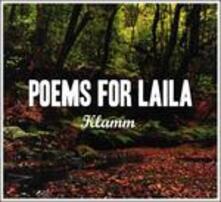 Klamm - CD Audio di Poems for Laila