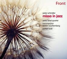 Missa in Jazz - CD Audio