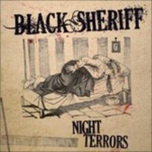 Night Terrors - CD Audio di Black Sheriff