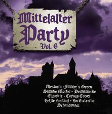 Mittelalter Party vi - CD Audio