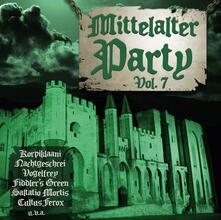 Mittelalter Party 7 - CD Audio