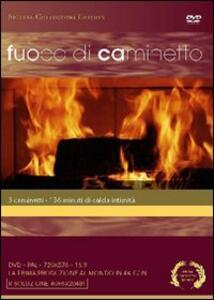 Fuoco di caminetto<span>.</span> Collector's Edition di Timm Hogerzeil - DVD