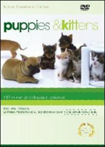 Puppies & Kittens<span>.</span> Special Collector's Edition - DVD