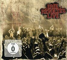 Live - CD Audio di Irie Revoltes