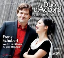 Schonere Welten - CD Audio di Franz Schubert