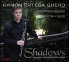 Shadows - CD Audio di Ramon Ortega Quero