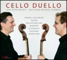 Cello Duello - CD Audio di Jens Peter Maintz,Emanuel Schmidt