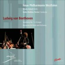 Symphony No.7 - CD Audio di Ludwig van Beethoven