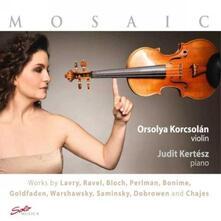 Mosaic - CD Audio