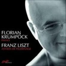Anni di Pellegrinaggio - CD Audio di Franz Liszt