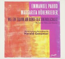 Wie ein Traum am Rande de Unendlichkeit - CD Audio di Harald Genzmer