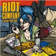 Passion Punkrock - CD Audio di Riot Company