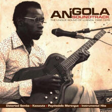 Angola Soundtrack - CD Audio