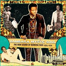Bambara Mystic Soul - CD Audio