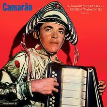 Camarão. The Imaginary Soundtrack to a Brazilian Western Movie 1964-1974 - CD Audio