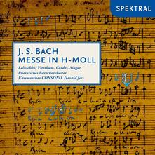 Messe in H-Moll - CD Audio di Johann Sebastian Bach