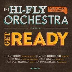 CD Get Ready Hi-Fly Orchestra