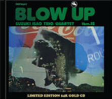 Blow Up (CD Gold) - CD Audio di Isao Suzuki