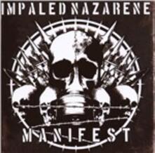 Manifest - CD Audio di Impaled Nazarene