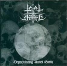 Depopulating Planet Earth - CD Audio di Total Hate