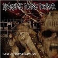 Law of Retaliation - CD Audio di Extreme Noise Terror