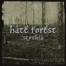 Scythia - CD Audio di Hate Forest