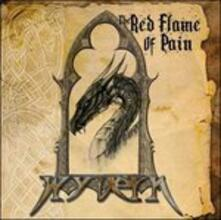 The Red Flame of Pain - CD Audio di Wyvern