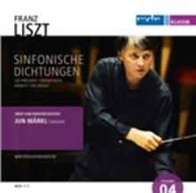 Poemi sinfonici - CD Audio di Franz Liszt