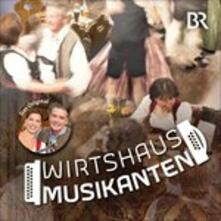 Wirtshaus Musikanten 2 - CD Audio