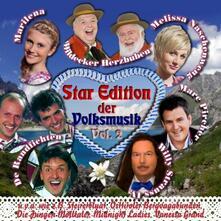 Star Edition der Volksmus - CD Audio