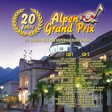 Alpen Grand Prix 2012 - CD Audio