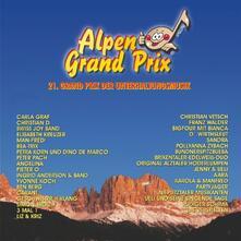 Alpen Grand Prix 2013 vol.21 - CD Audio