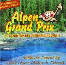 Alpen Grand Prix 2015 - CD Audio