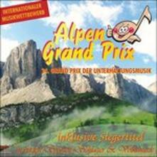 Alpen Grand Prix 2016 - CD Audio