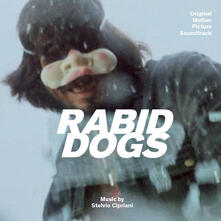 Rabid Dogs (Colonna sonora) - CD Audio di Stelvio Cipriani