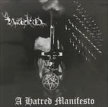 A Hatred Manifesto - CD Audio di Narbeleth