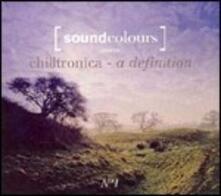 Chilltronica. A Definition vol.1 - CD Audio di Blank & Jones
