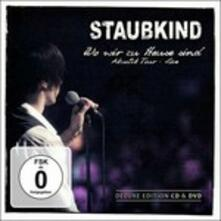 Wo Wir Zu Hause Sind - CD Audio di Staubkind