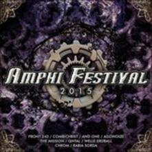 Amphi Festival 2015 - CD Audio