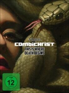 This Is Where Death Begins - CD Audio di Combichrist