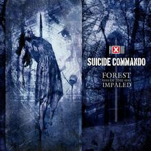 Forest of the Impaled - CD Audio di Suicide Commando