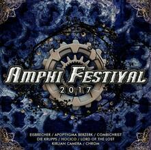 Amphi Festival 2017 - CD Audio