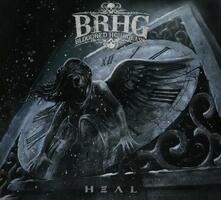 Heal (Digipack Limited Edition) - CD Audio di Bloodred Hourglass