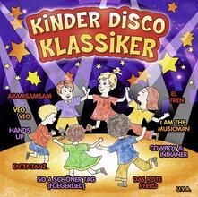 Kinder Disco Klassiker - CD Audio
