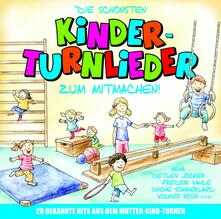 Kinderturnlieder - CD Audio
