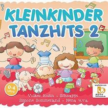 Kleinkindertanzhits 2 - CD Audio