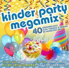 Kinder Party Megamix - CD Audio